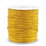 Trendy koord metalstyle wire 0.5mm Gold