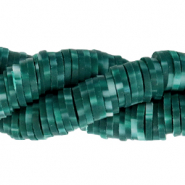 Katsuki kralen 6mm Dark teal green