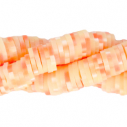 Katsuki kralen 6mm Fresh salmon orange