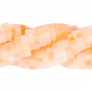 Katsuki kralen 4mm Fresh salmon orange