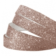 Crystal glitter tape 5mm Light brown